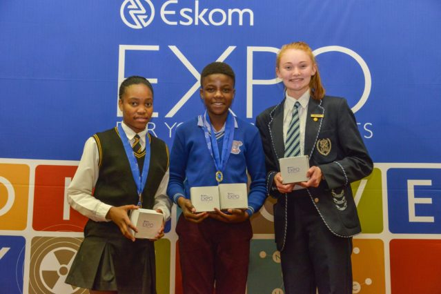 Regional Expo – Eskom Expo for Young Scientists